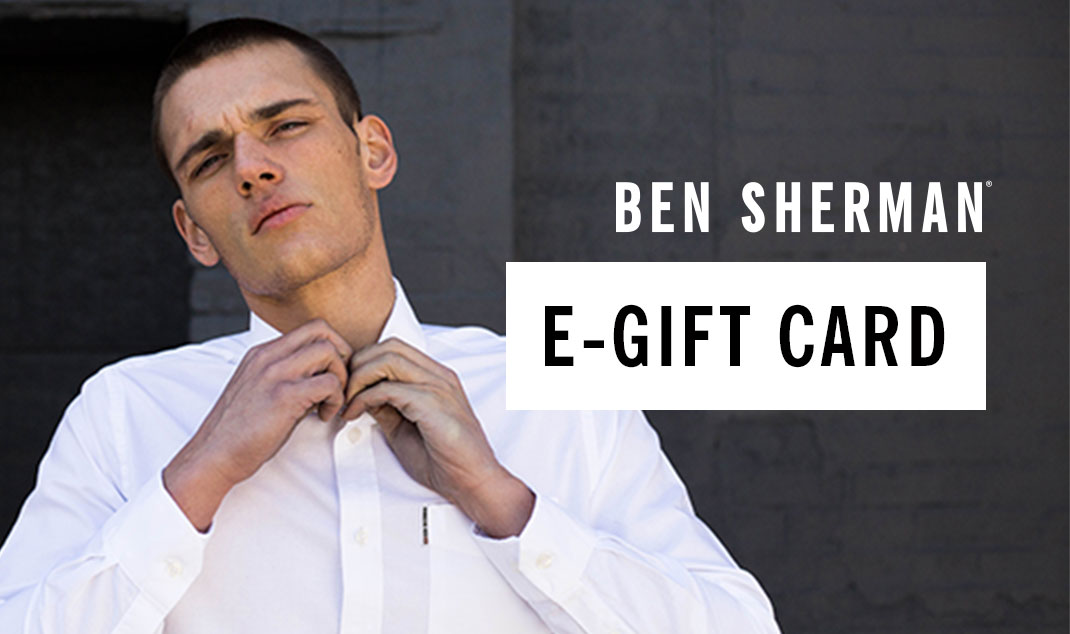 Ben Sherman E-Gift Card